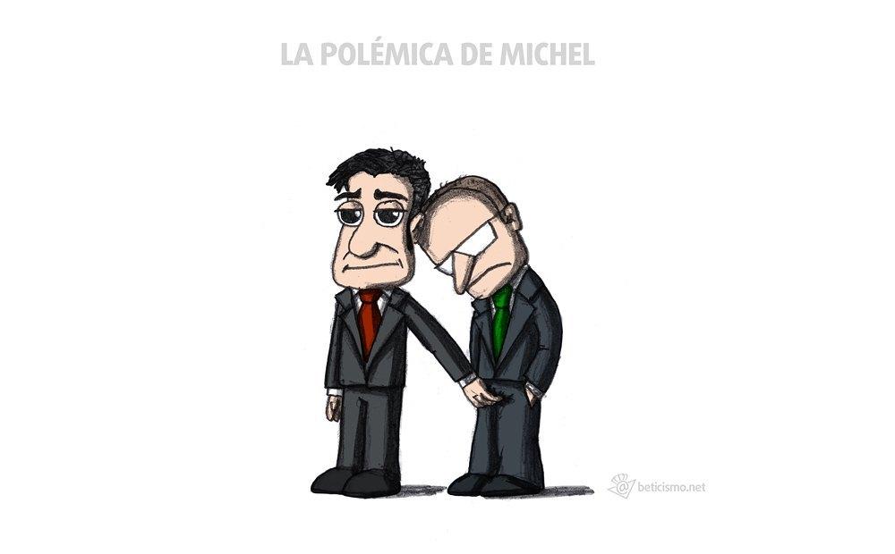 La polémica de Michel